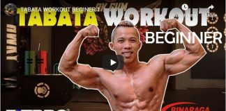Program Latihan Fitness untuk Di Rumah TABATA WORKOUT BEGINER 1