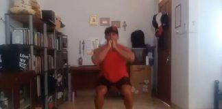 Video Program Latihan Otot Kaki Di Rumah Bersama Putu Martika