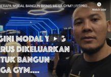 berapa modal membangun mega gym