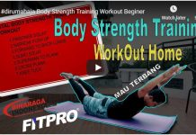 program latihan di rumah aja streng training
